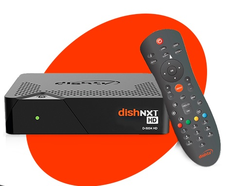 Recharge ACTIVE DISH TV HD 6 MONTHS AND GET 15
